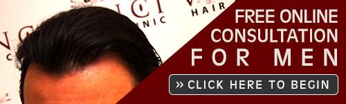 Free Online Hair Loss Consultation Men