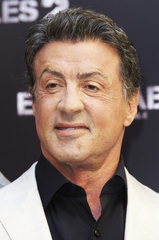 Sylvester Stallone earned a  million dollar salary, leaving the net worth at 275 million in 2017