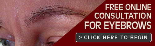 Free Online Hair Loss Consultation Eyebrows