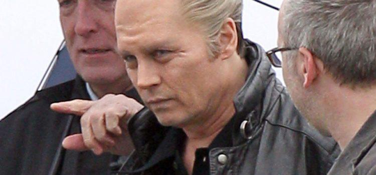 Is Johnny Depp going bald?