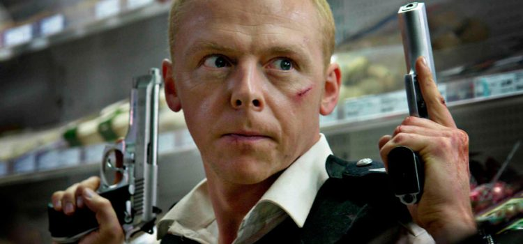 Hair transplant surgery was the right decision for Simon Pegg
