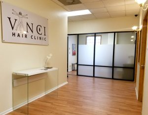 Vinci Hair Transplant Clinic Chicago
