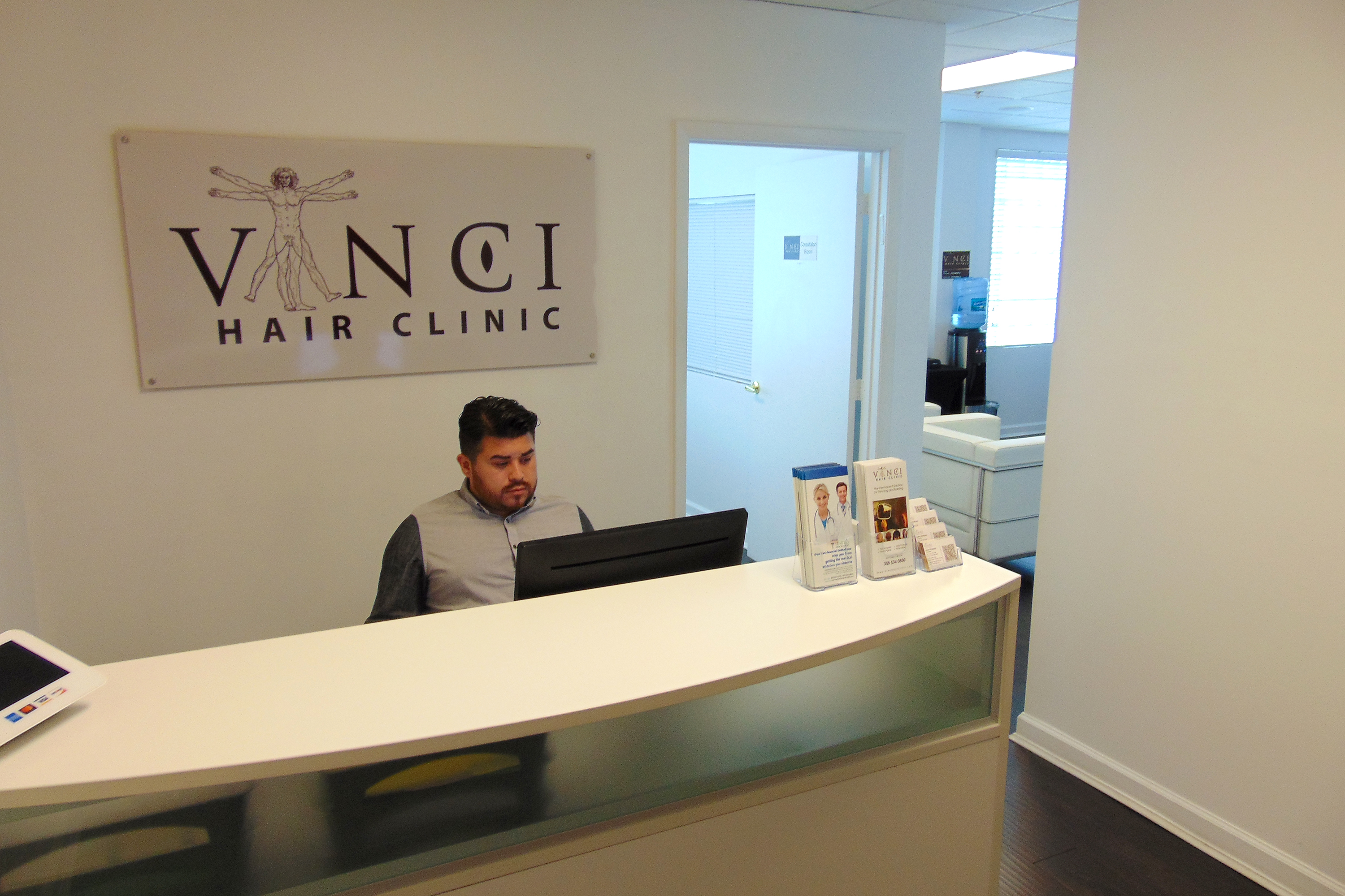 Vinci Hair Clinic Miami